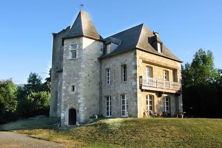 Castle of the Black Prince - Arcizans-Avant