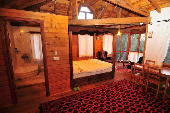 Kayserkaya ''Pine Cone'' House - Şirince - Bed & Breakfast