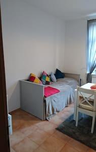 Goldige, kleine 1 1/2-Raum-Wohnung - Wismar