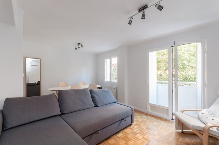 Chic and Cozy flat in Madrid -WIFI - Madrid - Leilighet