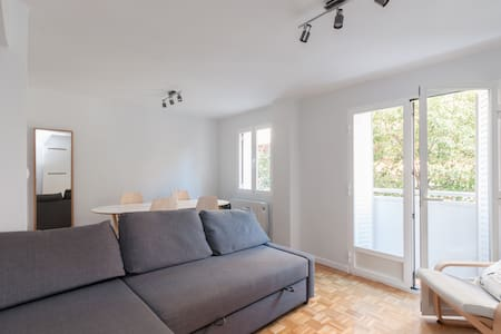 Chic and Cozy flat in Madrid -WIFI - Madrid - Lägenhet
