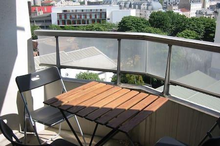 Furnished studio Paris Montmartre - París