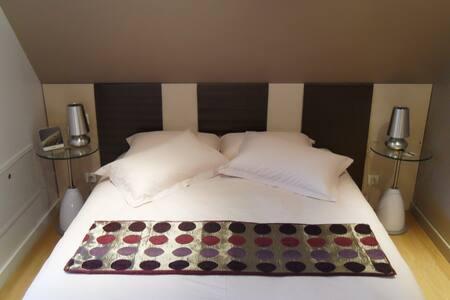 Suite POP - LA DOLCE VILLA - Le Touquet-Paris-Plage - Bed & Breakfast