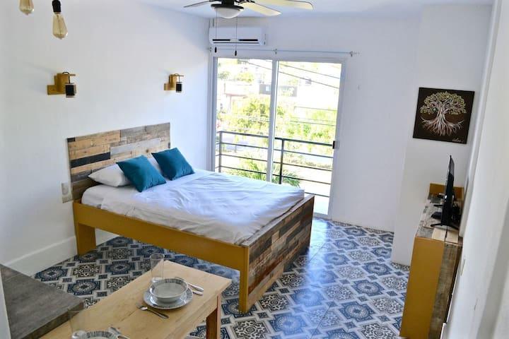 Joli studio 5 min de la plage (J) - Playa del Carmen - Apartment