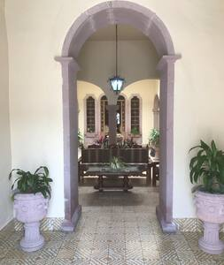 Habitación privada casa don Santiago