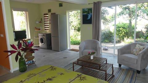 Studio de charme à Manapany-les-Bains