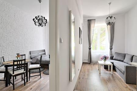 Kazimierz White Apartment A, WiFi