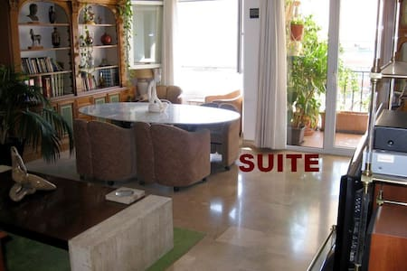 SUITE 1 or 2 pers. ALIC. CENTRE. Bed & breakfast - Alacant - Bed & Breakfast