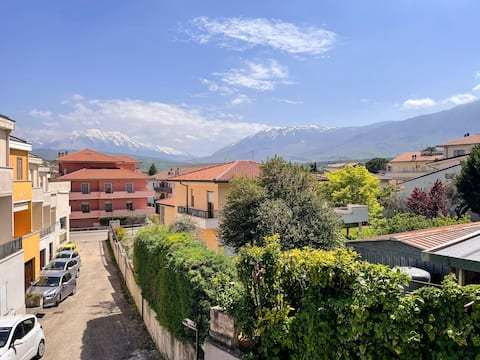 VILLA IN THE HEART OF ABRUZZO - BETWEEN SEA AND MOUNTAIN
