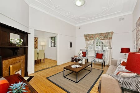 Bright house and cheap price - entirely yours. - Homebush
