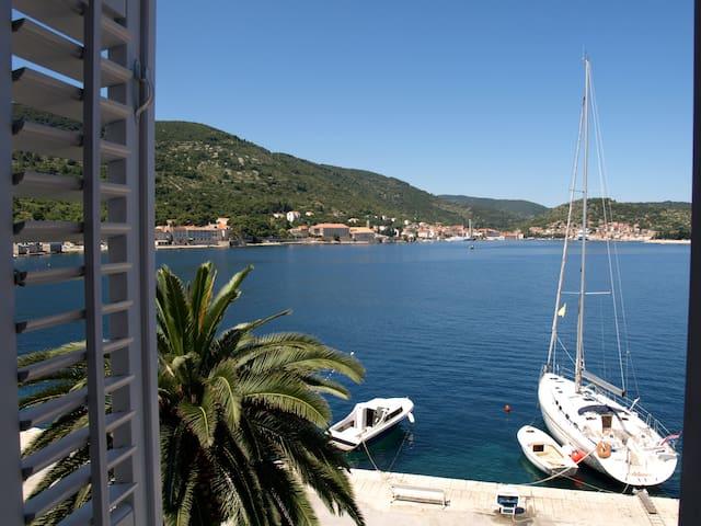 Villa Riva - luxury seafront villa