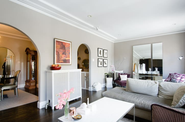 TWO Bedrooms in Marina home