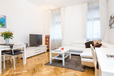 Charming Apartment in Vienna's Heart - 维也纳 - 公寓