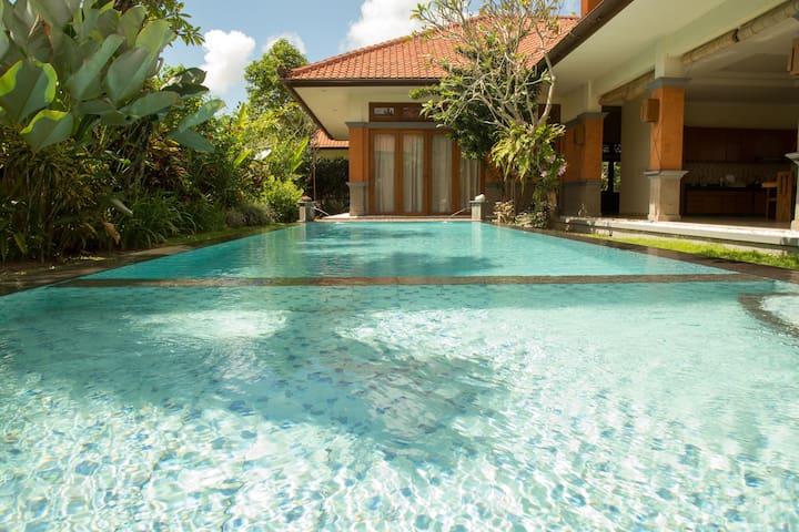 Ubud cantik house 4 - gianyar - Haus