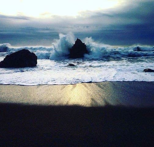 Bodega Bay Beach Getaway - Bodega Bay - Talo
