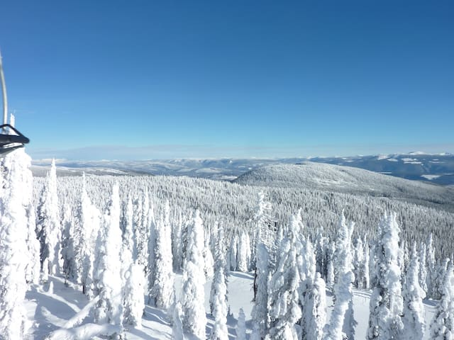 Big White Ski Field - Kelowna - Condo