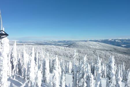 Big White Ski Field - Kelowna