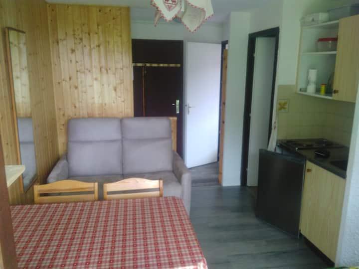 petit appartement Lelex 4 personnes