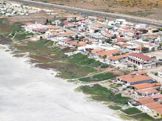 The Baja Beach Bullet: Airstream