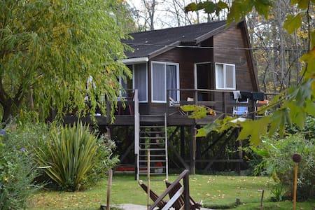 Cabana equipada en Delta Tigre - Buenos Aires