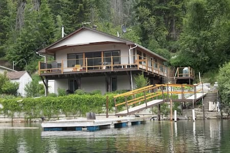 Adams Lake Vacation Suite - Chase - Apartment
