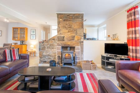 Charming cosy cottage in Glenlivet