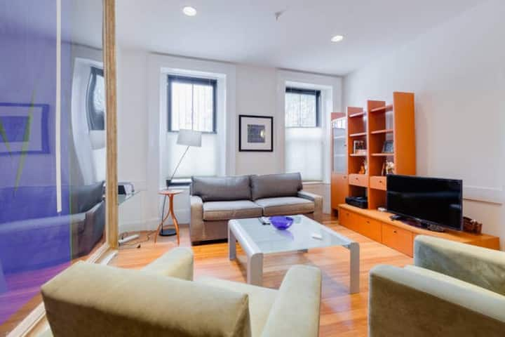 Stylish South End Apartment