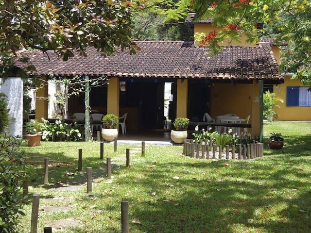 Casa Paúba