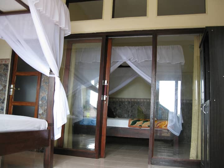 bukit indah (family room#4) full sea views