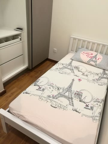 DSkyHome Single Room