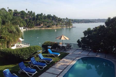 Paradise on the shores of Lake Tequesquitengo - Tequesquitengo - 一軒家