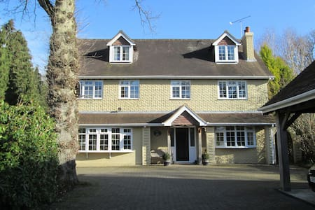 Beautiful country house and garden - Romsey - Ev