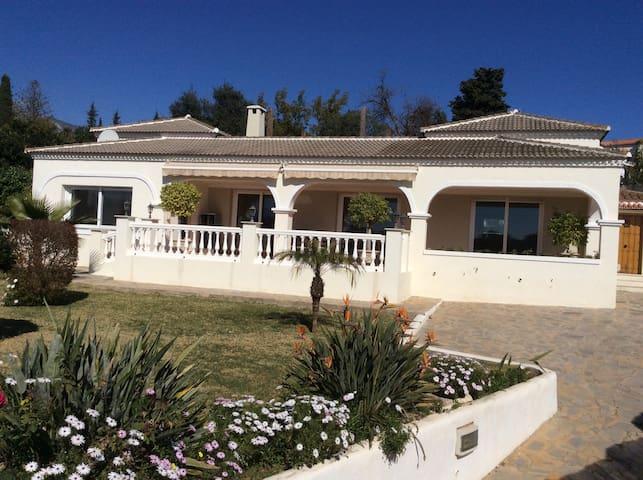 Villa de lujo Los Geranios - Marbella - Dom