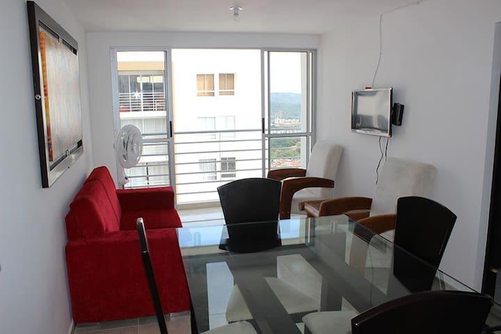 Apartamento Torres Bicenntenari - Floridablanca - Apartment