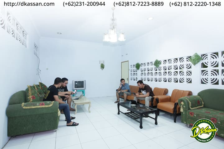 Cirebon BnB - Your Home in the Central of Cirebon