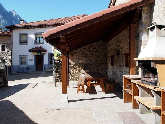 Casa Rural en el corazón de los Picos de Europa