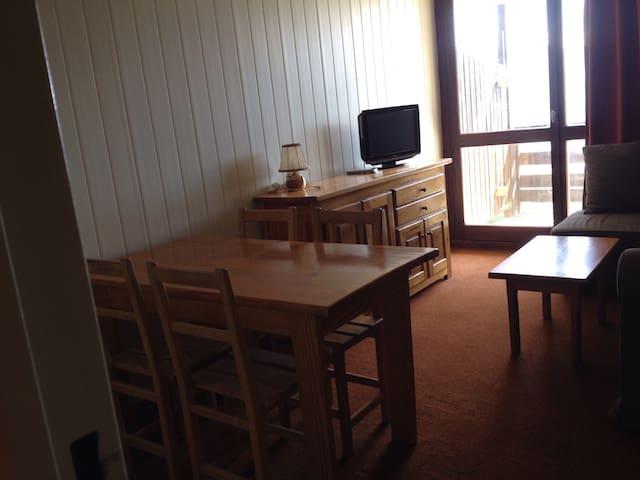 Studio  24 m2 Praloup 1600. - Uvernet-Fours
