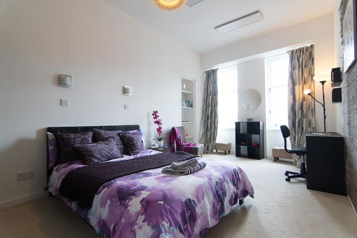 Room in city centre listed building - Glasgow - Apartament