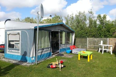 Nordseecamping - 聖佩特爾-奧爾丁格(Sankt Peter-Ording) - 露營車