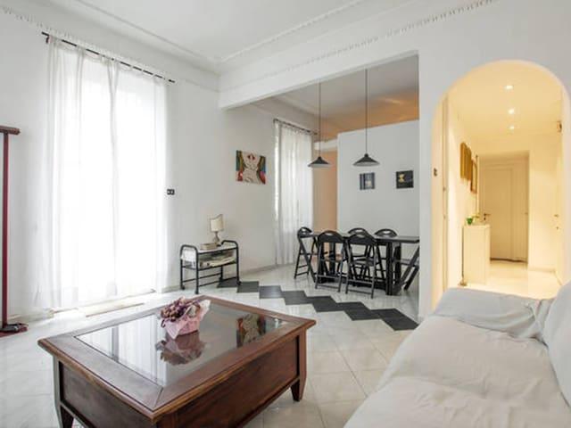 Stazione Trastevere apartment - Roma - House