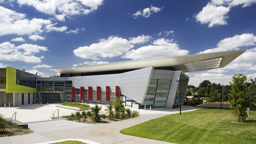 Campbelltown Arts Centre.