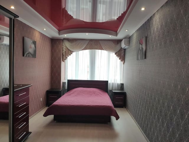 Luxury room in the center of Kherson on Belinskogo