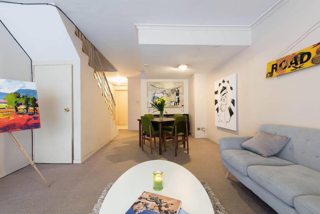 perfekte lage in sydney wohnungen zur miete in potts point new south wales australien. Black Bedroom Furniture Sets. Home Design Ideas