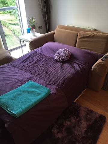 Cosy stay near station and links - Bristol - Byt