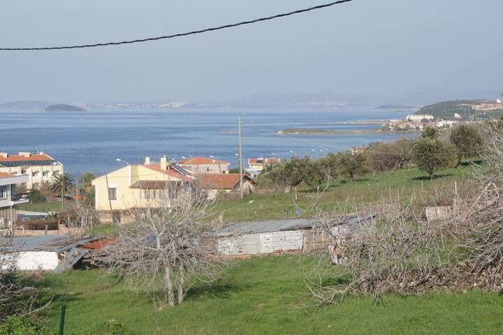 A House in Cunda Island - Ayvalık - Hus