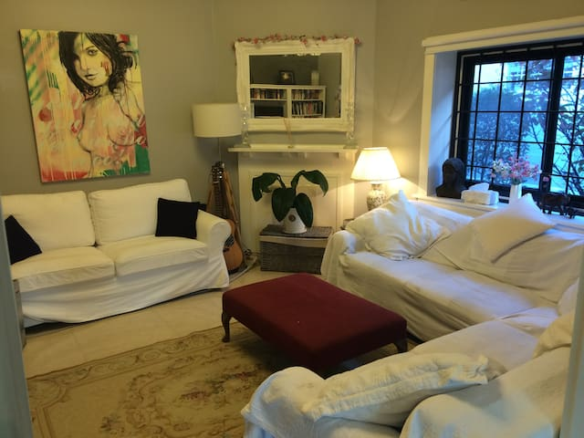 3 bed Family home with big garden - Rose Bay, Sydney - Casa