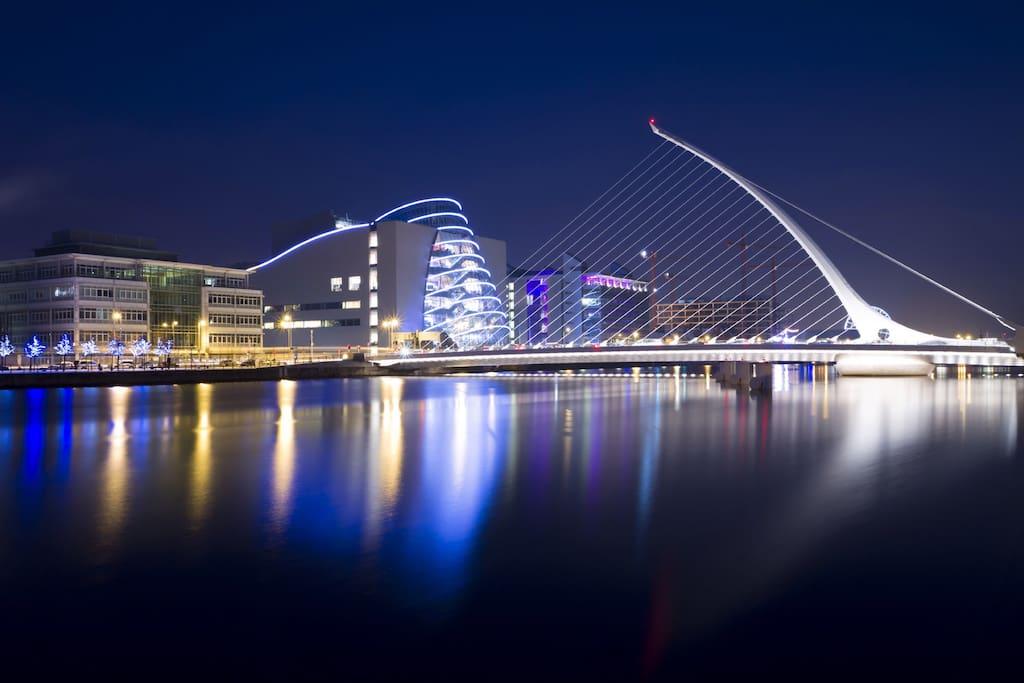 Appartamenti Dublino Centro