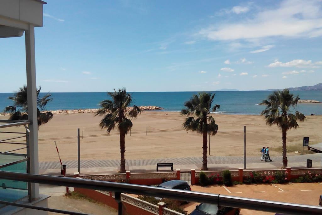La playa en casa