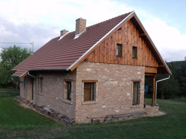 House Őrség-i Ház Kondorfa + bike - Kondorfa - Huis