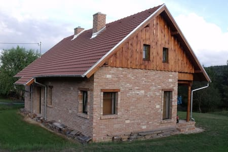 House Őrség-i Ház Kondorfa + bike - Kondorfa - Дом